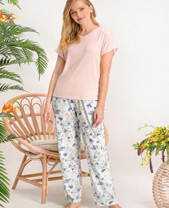 Pyjama arnetta - Rose