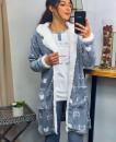 Robe Longue Confortable 2021