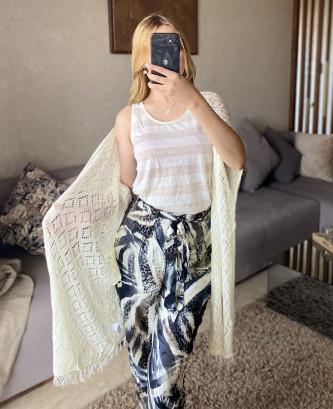 Pyjama miss loren 3 pièces